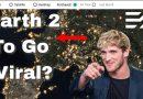 Logan Paul bevestigt zijn investering in Earth 2